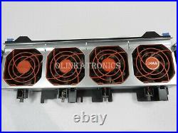 Front Fan Assembly Dell Poweredge Tower Rack Server T630 C3nym 424rn 56f1p Gpu