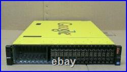 Google Dell PowerEdge R720xd RAID 4 Bay 2.5 HDD SAS 2 x 1100W PSU 2U Server