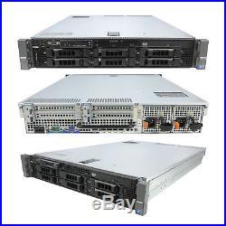 High-End Virtualization Server 12-Core 128GB RAM 12TB RAID Dell PowerEdge R710