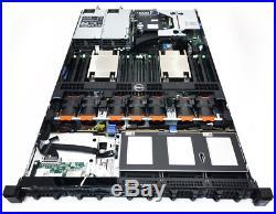 Holiday sale! Dell PowerEdge R630 Server, 2x E5-2690 V3 2.5GHz 12Core, 256GB H730