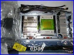MID BAY 4 DRIVE RISER EXPANSION KIT DELL POWEREDGE R730xd 3.5 LFF SERVER 4FHR4