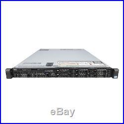Mid-Level DELL PowerEdge R620 Server 2x2.20Ghz E5-2660 8C 192GB 2 x 1.2TB Drives