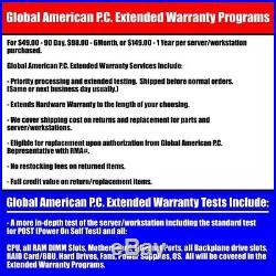 Mid-Level DELL PowerEdge R710 6B Server 2x2.93Ghz X5570 QC 48GB