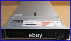 NEW DELL EMC PowerEdge R740 8x 2.5 Bays 2U Rack Server Chassis ONLY