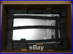 NEW DELL POWEREDGE R720xd SERVER 24 BAY HDD 2.5 SFF CHASSIS NW98N WITH PARTS