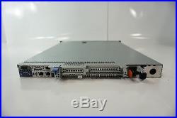 NEW! Dell PowerEdge R330 Server Xeon E3-1220 V6 3.0 GHz 8GB 1TB LFF 1U (V7M4F)