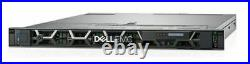 New Dell PowerEdge R640 10-Bay 2.5 HBA330 CTO Configure-to-Order 1U Rack Server