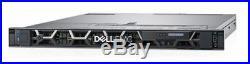 New Dell PowerEdge R640 CTO 1U Rack Server 8 x 2.5 HDD Bays H740P 8GB RAID