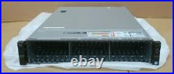 New Dell PowerEdge R730xd 24x 2.5 Bay Server Chassis + Backplane & Fans 0VCY7