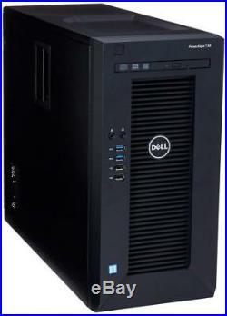 New Dell PowerEdge T30 Server Xeon E3-1225 v5 8GB 1TB DVDRW Manufacture Warranty