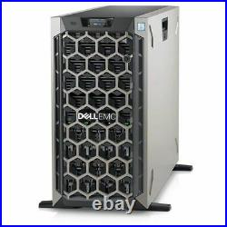 New Dell PowerEdge T640 Tower Server Configure-To-Order CTO 2x CPU 16x 2.5 Bay