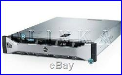 New Dell Poweredge R520 Server 8 Hdd 3.5 Bays Chassis Kchy4 9jfww