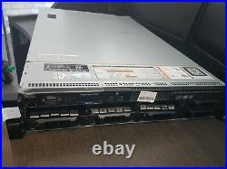 PowerEdge R720 2x INTEL XEON CPU E5-2603 1.80 GHz, 48GB RAM