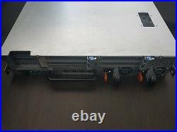 PowerEdge R720 2x INTEL XEON CPU E5-2603 1.80GHz, 8GB RAM