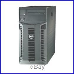 PowerEdge T410 Ultrium LTO4 TAPE, 16GB, SAS 4TB 4 Lan 2 iSCSI Win Server 2012R2