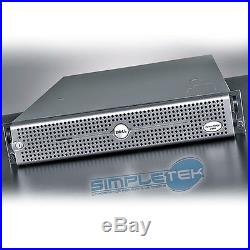 SERVER DELL POWEREDGE 2850, 2x INTEL XEON, RAM 2 GB, HD 73 GB, CD ROM, GARANZIA