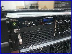SERVER DELL POWEREDGE R720 2x E5-2620 32GB 4x300GB