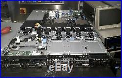 Server Dell Poweredge R420 32 gb pc3l cpu 2x intel Sr0ln 18 tv hd sas 2.5
