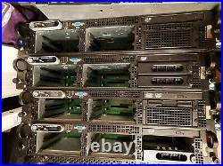 Servers DELL Power Edge R610 1x CPU Xeon E5502 1,87GHz 6Gb, R810, R710, R720