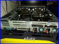SimpliVity OmniCube CN-3400-1 (Dell PowerEdge R730xd) Server Dual Xeon E5-2640v3