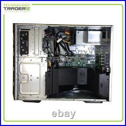 TK5R9 Dell PowerEdge T330 Intel Xeon E3-1230 v5 16GB 4TB Tower Server with 2x PWS
