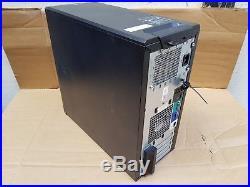 XEON QUAD CORE X3430 @ 2.4GHz DELL POWEREDGE T110 SERVER 16GB RAM 2TB HDD NO OS